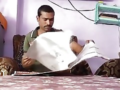 housewife sex : indian couple fucking