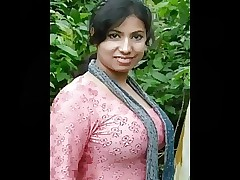 big breasted women : shaved indian pussy