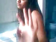 girl dildo : indian pussy fuck