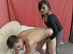 strapon porn : indian couple fucking